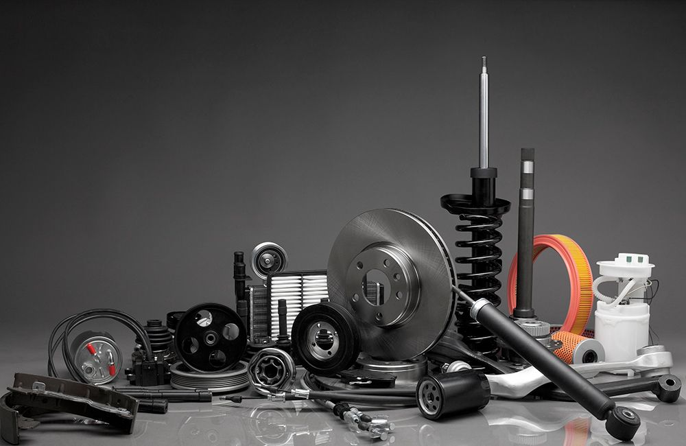 Land Rover vehicle parts